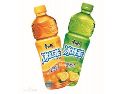 Бутилированная напитки Этикетка