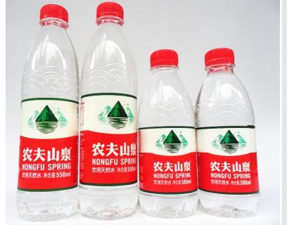 Минеральная вода Бутылка Этикетка