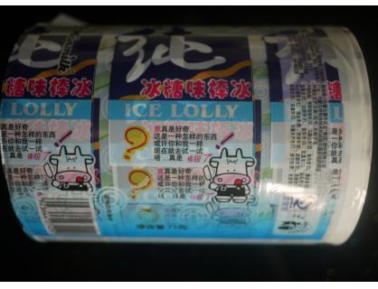 Мороженое на палочке Упаковка ролл
