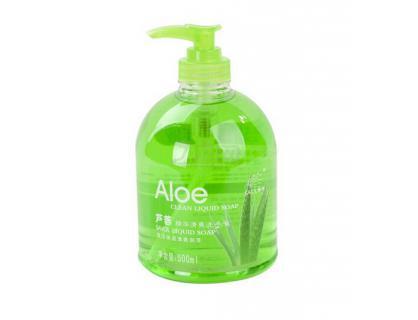 Этикетка для чистой жидкого мыла